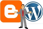 Wordpress or Blogspot