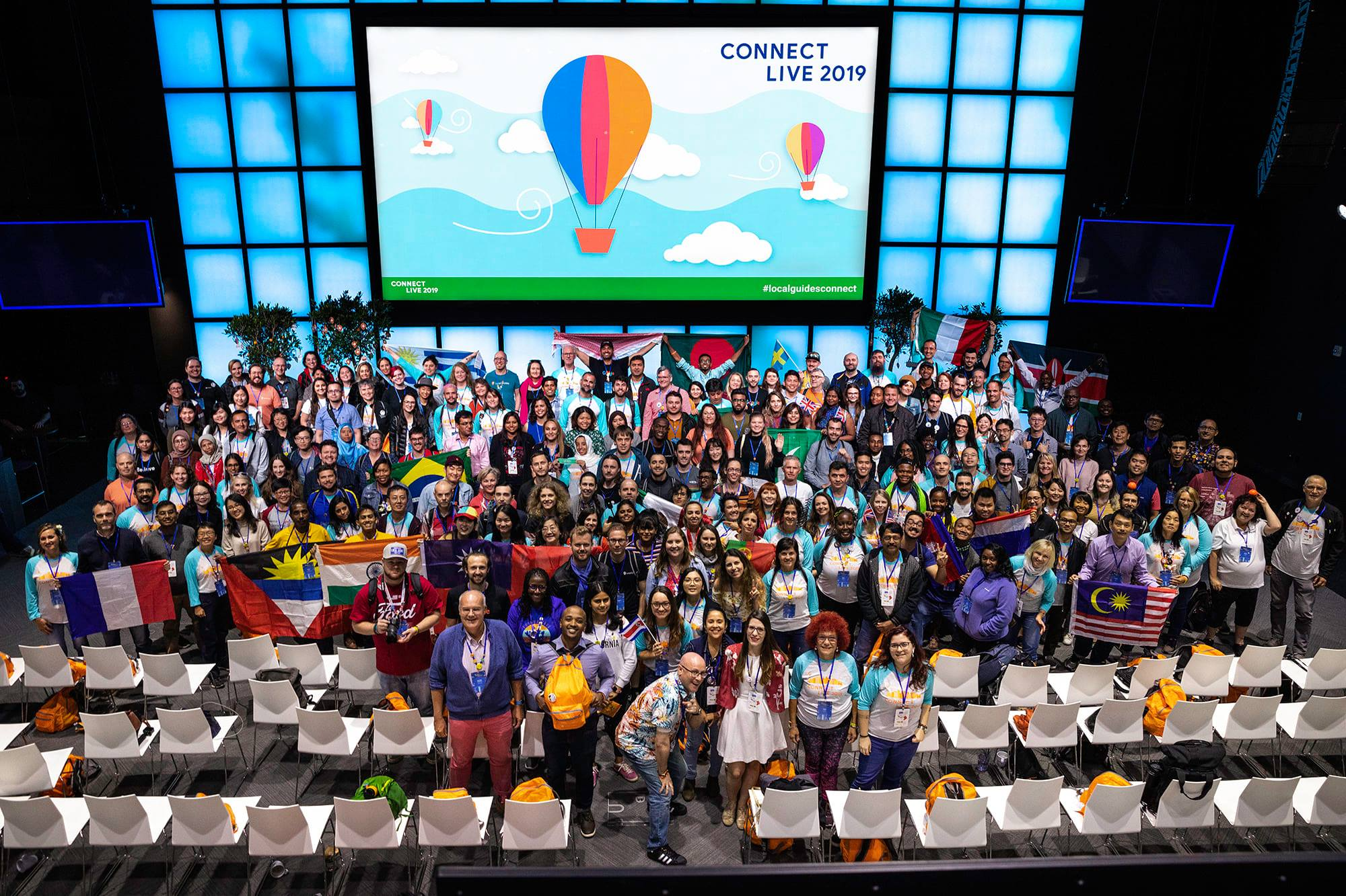 Google Local Guides Connect Live 2019 Summit